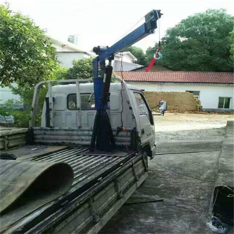 车载小吊机吊运机