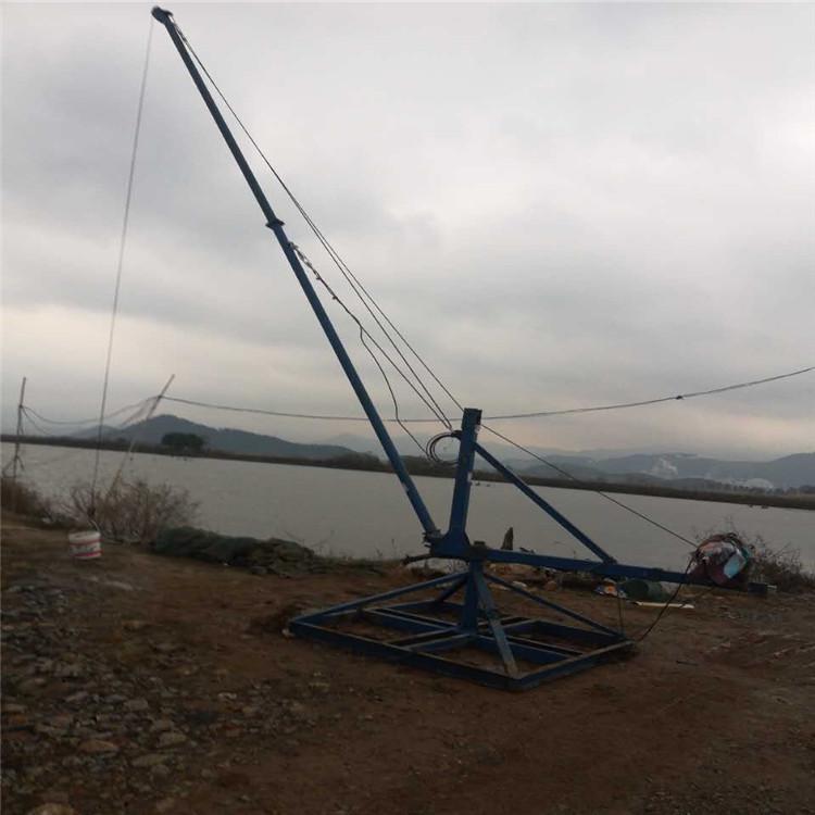 鱼塘水库吊鱼机